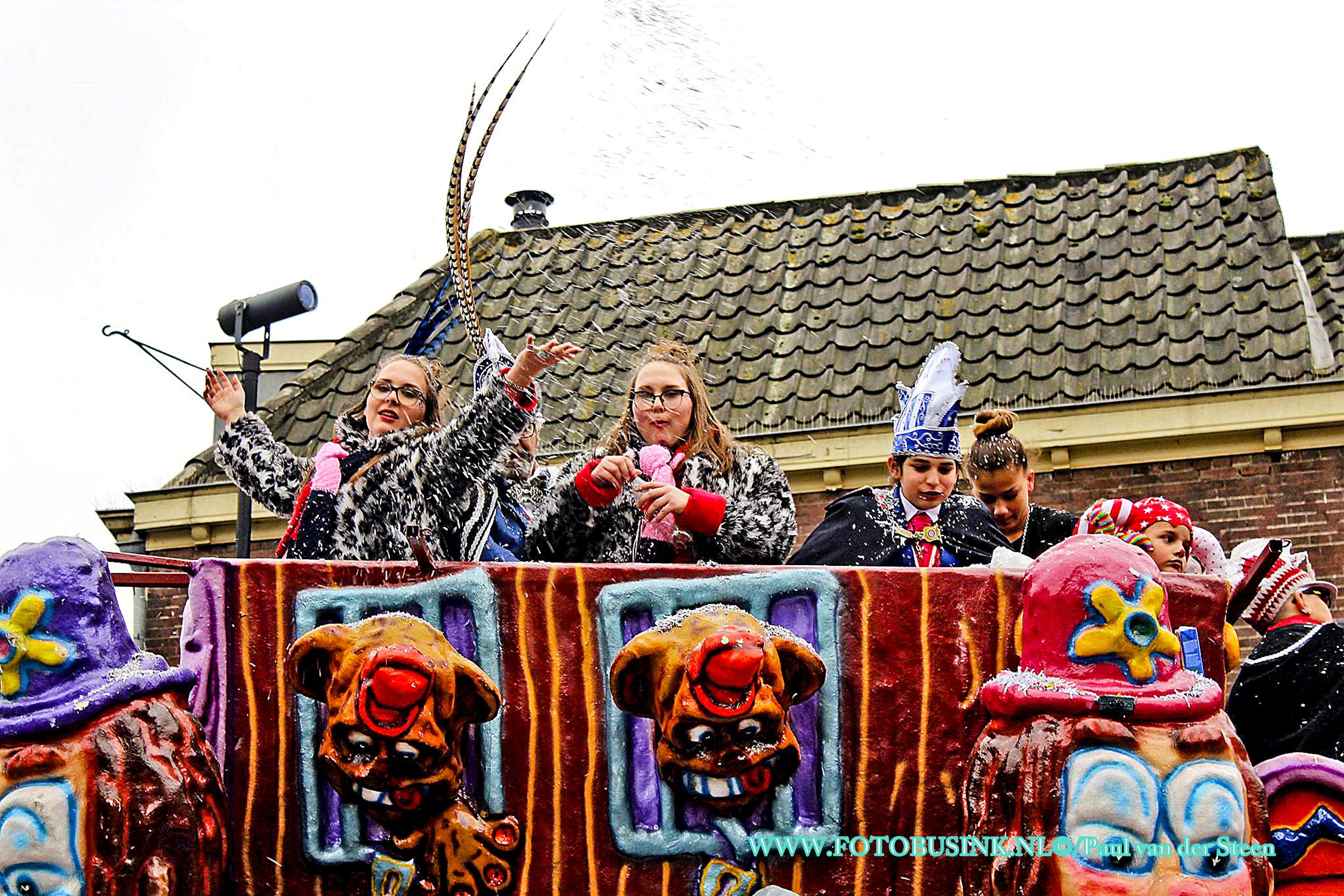 Carnaval in Ooi- en Ramsgat