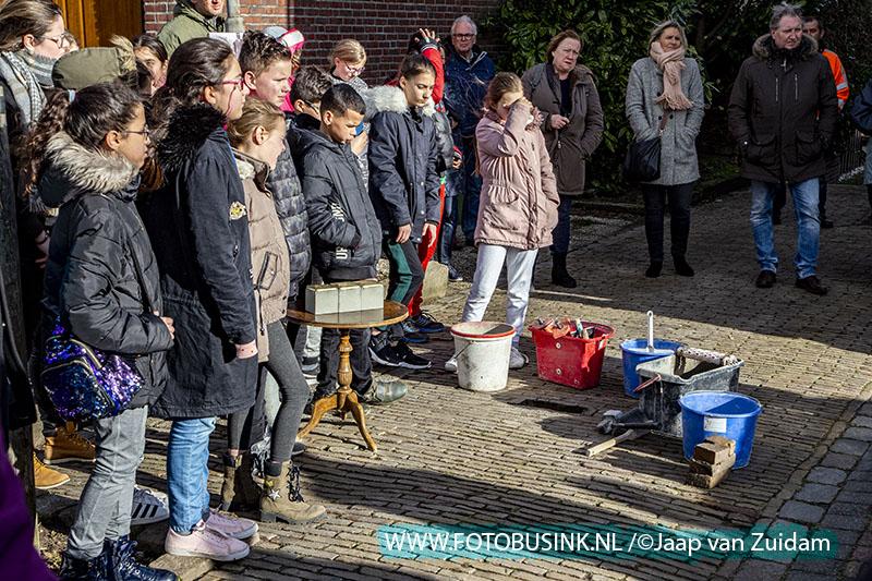 Plaatsing Stolpersteine in Zwijndrecht