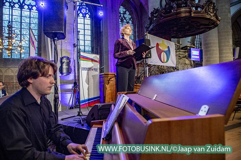 LHBTI-congres in Grote Kerk Dordrecht