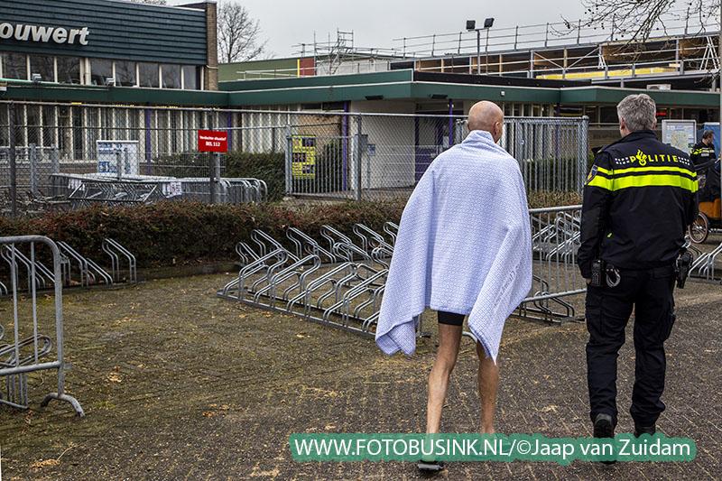 Evacuatie door chloorlek zwembad Hendrik Ido Ambacht