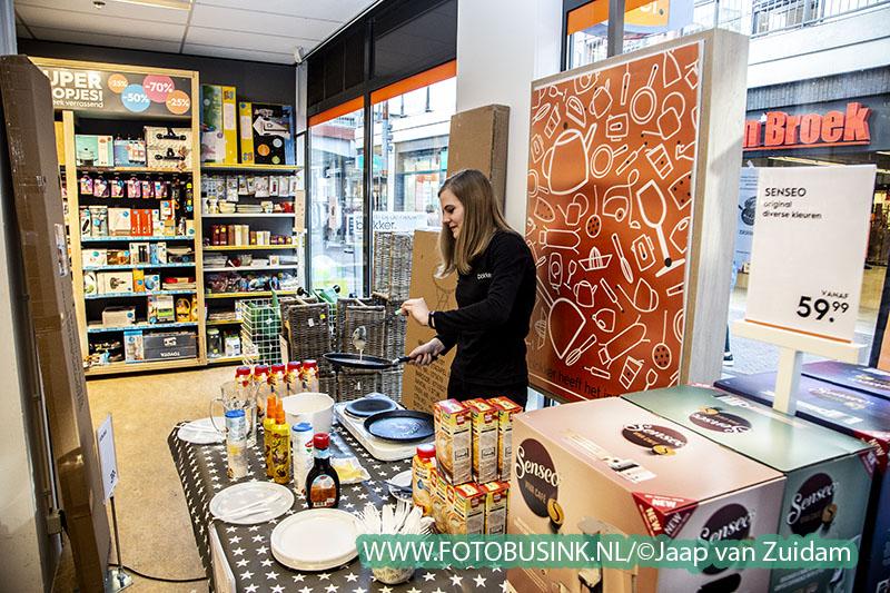 Gratis pannenkoeken bij Blokker in Papendrecht
