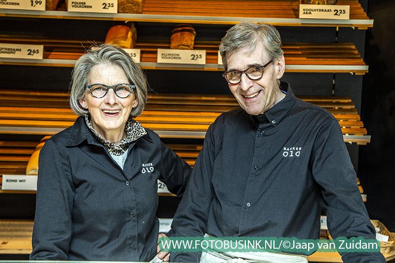 Bakkersechtpaar stopt na 22 jaar