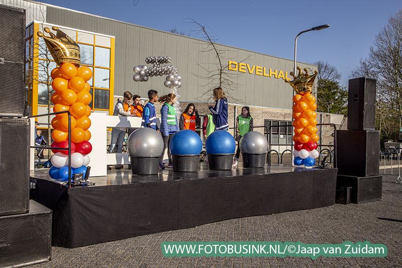 Opening koningsspelen in Zwijndrecht
