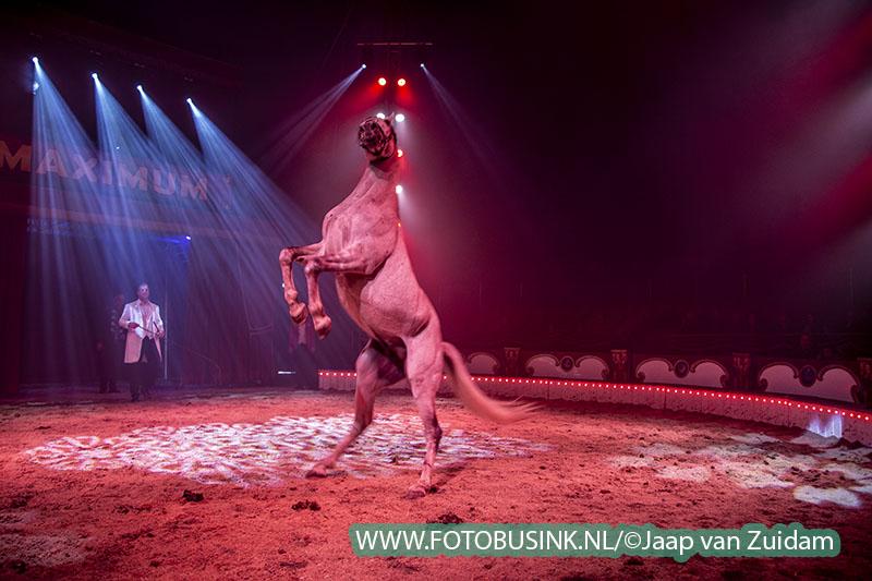 Gratis circusvoorstelling voor ouderen, mindervaliden en minderbedeelden