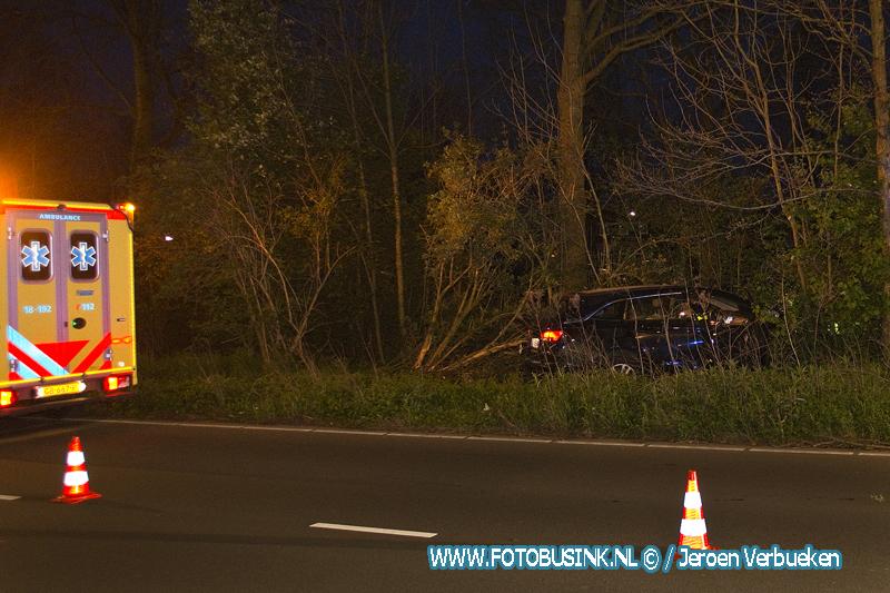 Ongeval letsel aan de Provincialeweg in Dordrecht