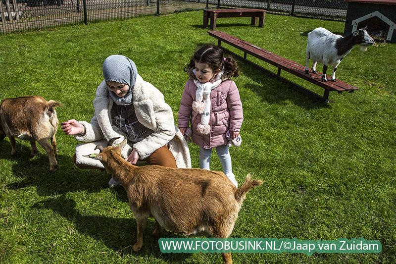Traditioneel Paasfeest op Kinderboerderij Alblasserdam
