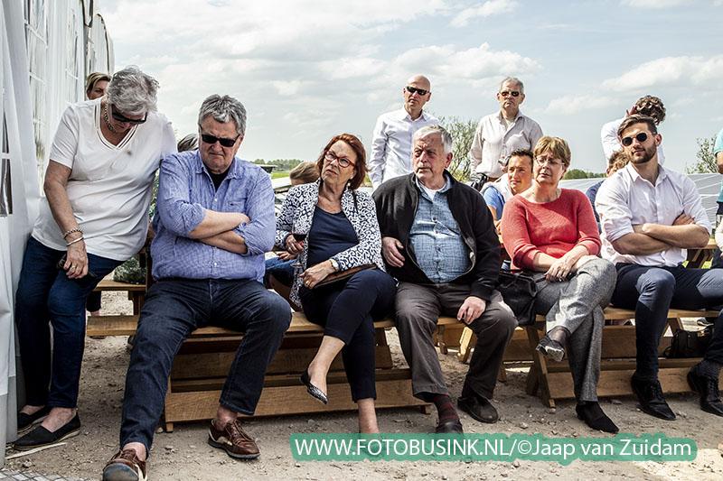Opening zonnepark Transberg