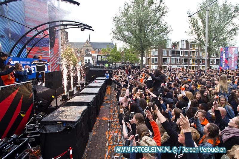 Dancetour 2019 Koningsdag in Dordrecht.