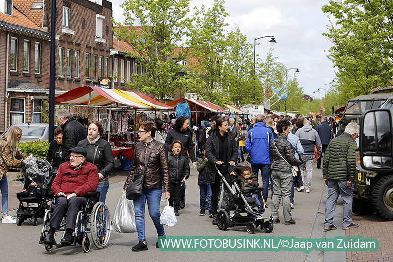 Koningsdag activiteiten in Zwijndrecht