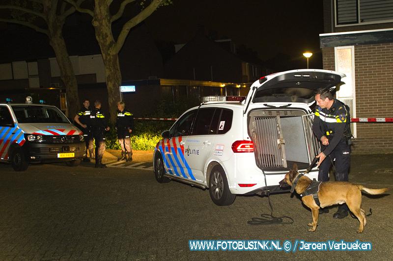 Man overvallen in woning Papendrecht.