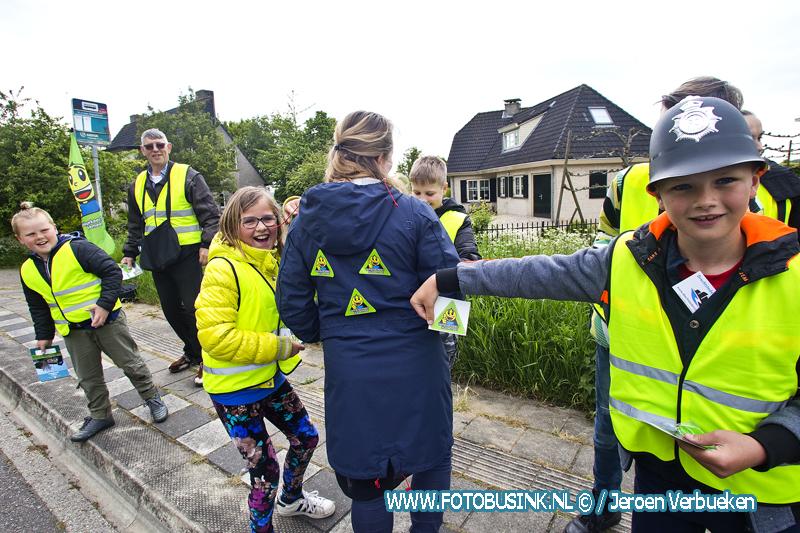 Verkeercampagne 'Te gast in Giessen-Oudekerk' van start.