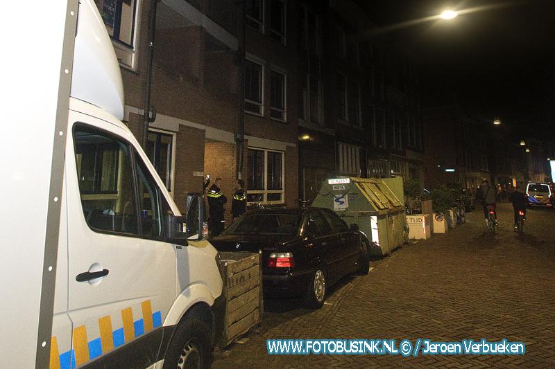 Wietkwekerij ontmanteld aan de Voorstraat in Dordrecht.