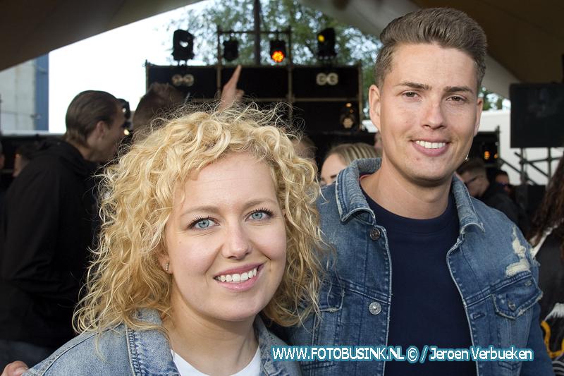 Lammetjeswiel festival in Alblasserdam.