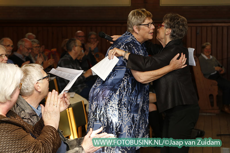 Koninklijke Onderscheiding voor mevrouw G.M. den Hartog