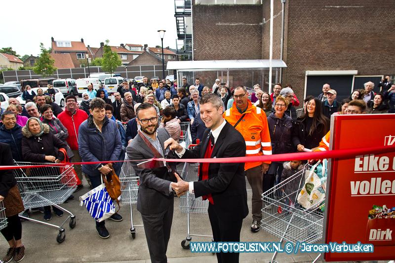 Nieuwe Dirk uitstraling in Alblasserdam.