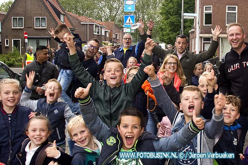 Avond4daagse in Sliedrecht van start.