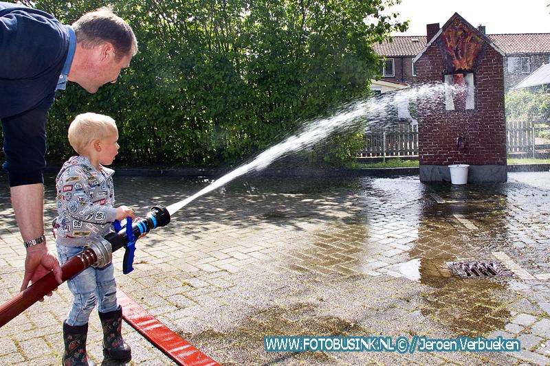 Open dag bij de brandweer Groot-Ammers.