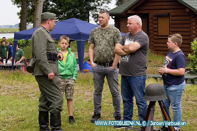 Manschappenbunker druk bezocht tijdens Bunkerdag