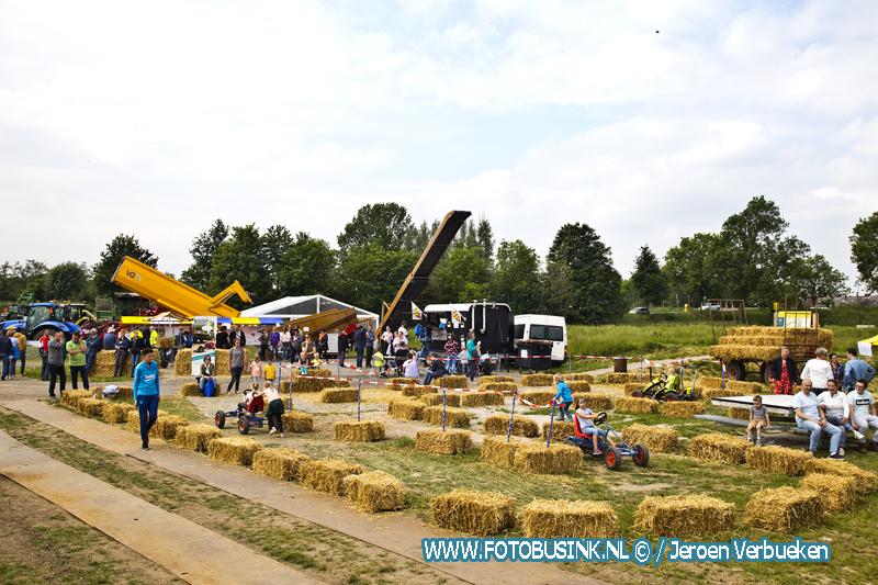 Open Dag Nieuwe Biesbosch in Dordrecht.