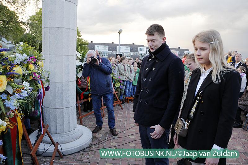 Dodenherdenking 2019 in Alblasserdam