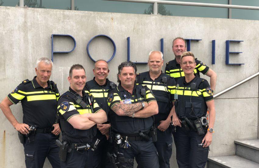 Nieuw team wijkagenten Molenlanden actief