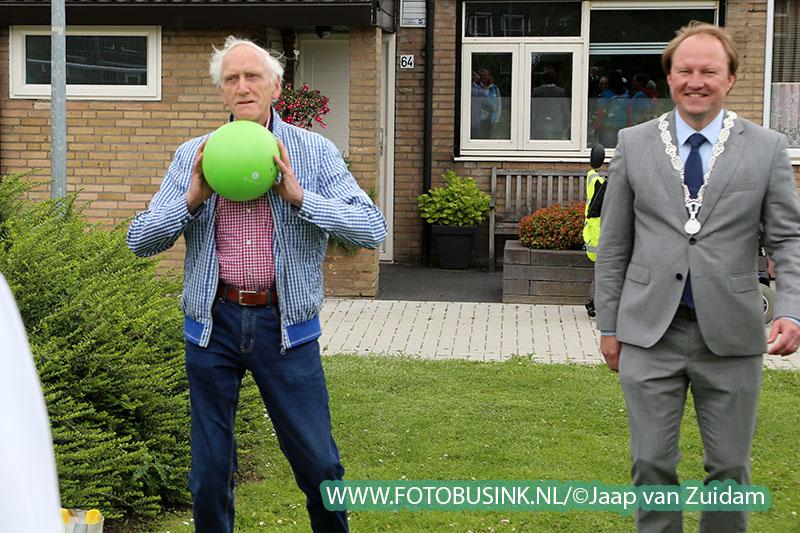 Nationale Buiten Sport- & Spelmiddag voor ouderen