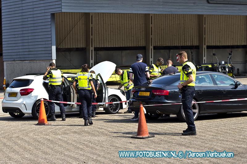 Verschillende voertuigen in beslag genomen bij grote controle in Dordrecht