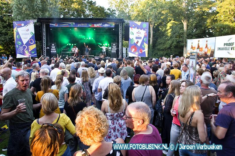 Palm Parkies weer een groot feest in het Wantijpark in Dordrecht.