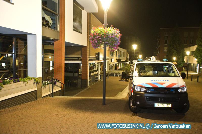 Overval op eigenaar van café Papecity aan de Veerpromenade in Papendrecht.