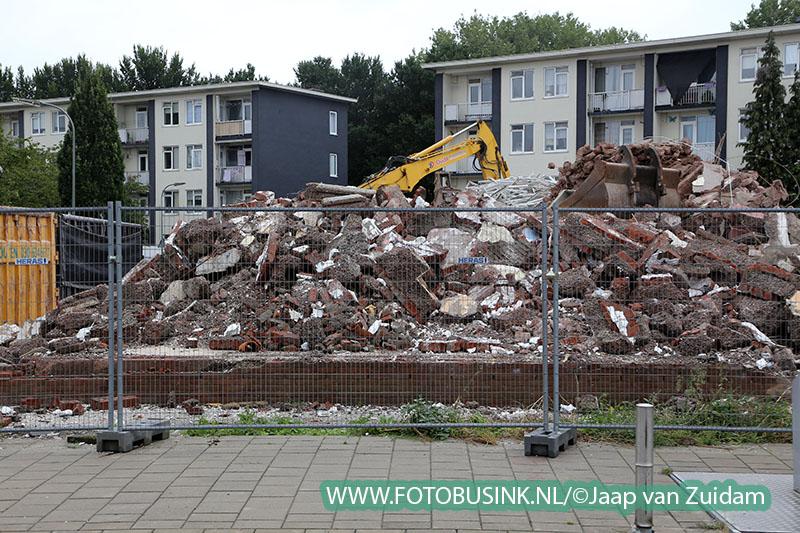Opnieuw sloopwerkzaamheden Vogelbuurt Dordrecht