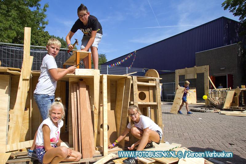 Speel-In Hardinxveld-Giessendam ook dit jaar weer een groot succes.