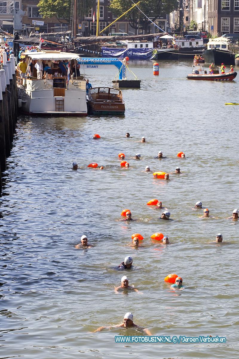 Vijfde editie van de Dordtse City Swim goed voor ruim 193.000 euro.