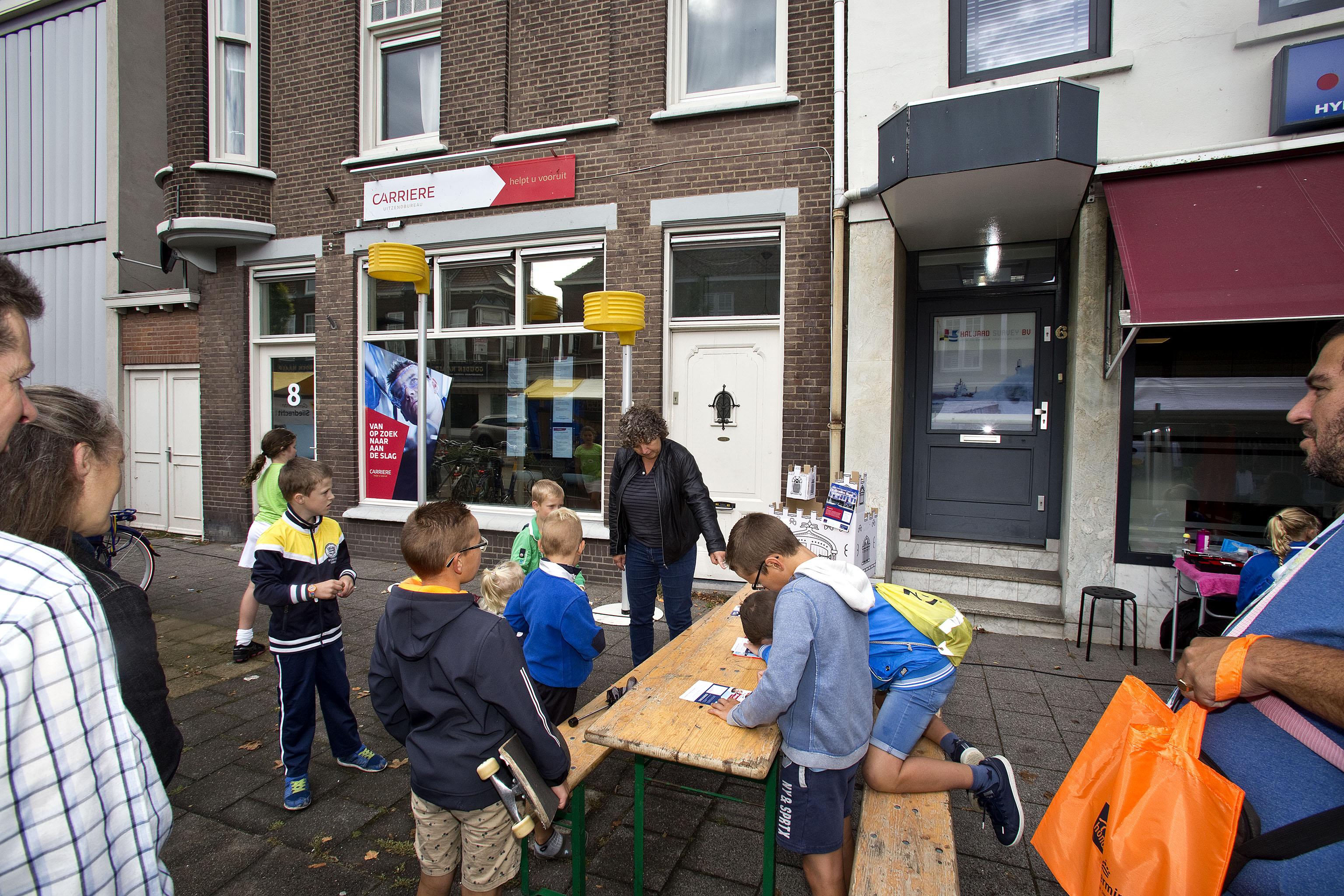 Late Summer Fair op de Kerkbuurt Sliedrecht.
