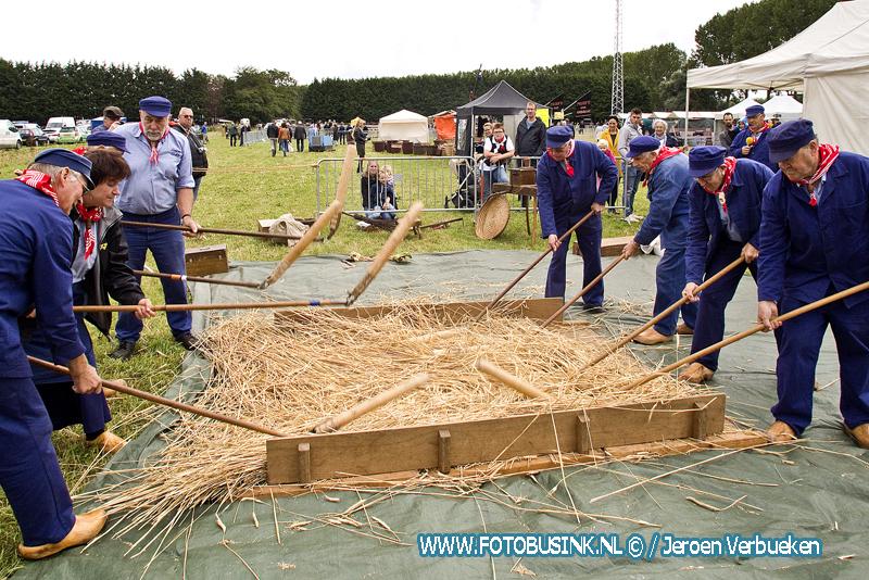 Boerendag aan de Nieuwe Merwedeweg in Dordrecht.