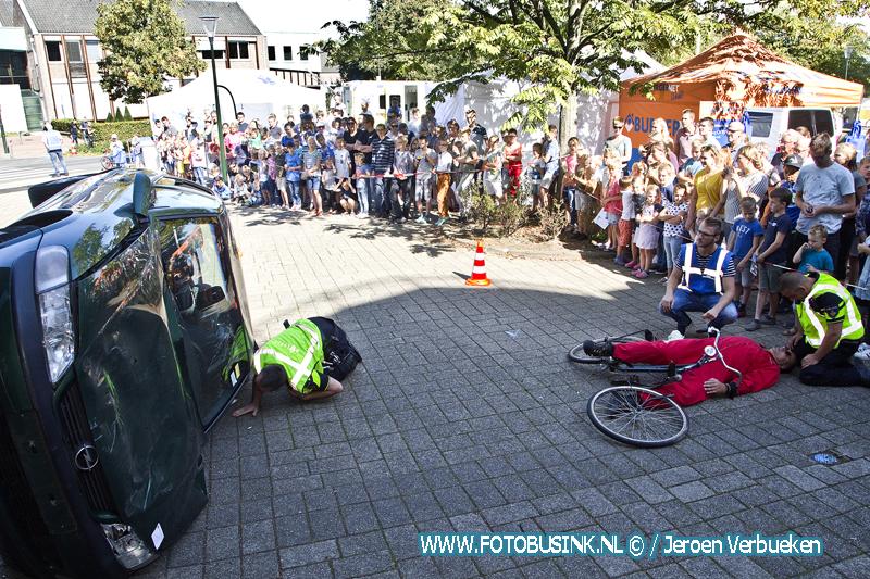 Veiligheidsdag in Hardinxveld-Giessendam.