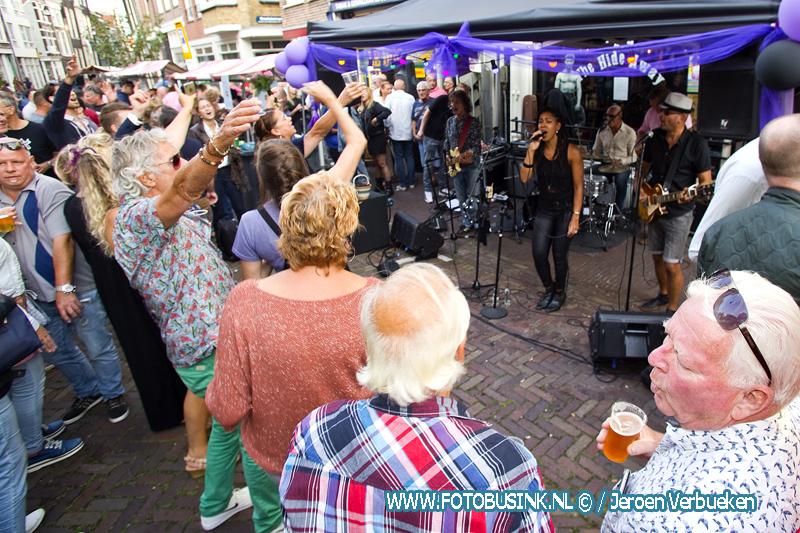 Voorstraat Noord Festival 2019 weer een gezellig succes.