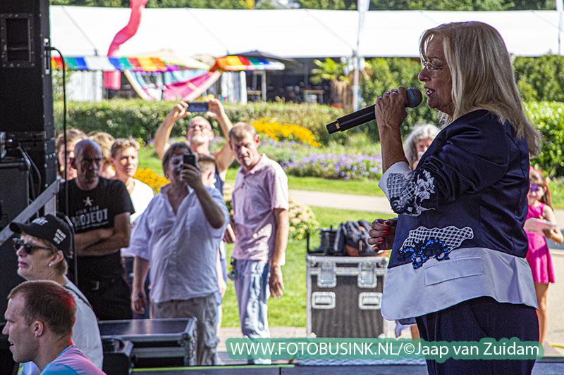 Corrie Konings sluit familiedag ASVZ af