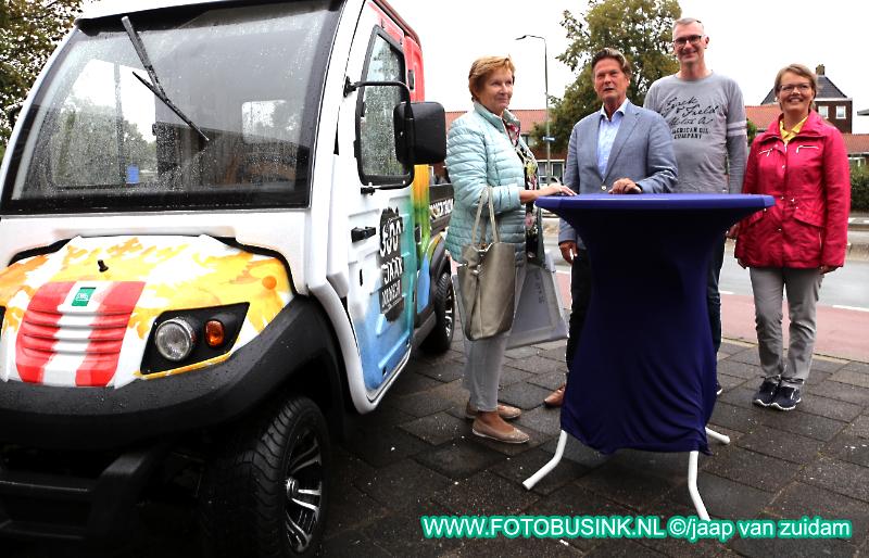 Wethouder Sleeking promoot Dordrecht 800