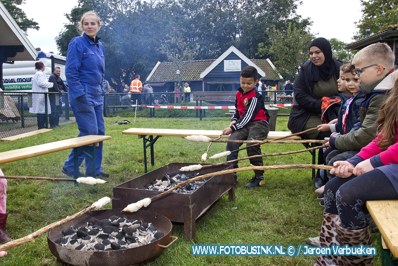 Kinderboerderij Plantage in Alblasserdam viert 10 jarig jubileum.