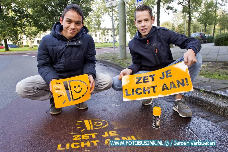 Goed verlicht op de fiets is belangrijk!