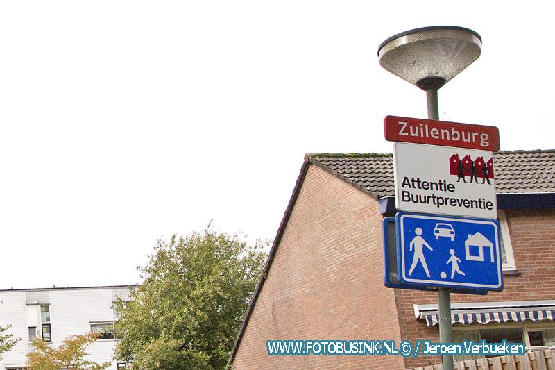 Politie onderzoekt schietincident aan de Zuilenburg in Dordrecht