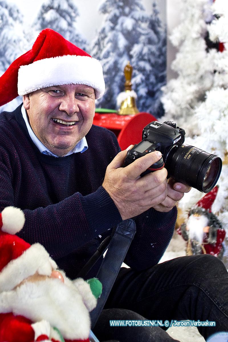 Bij de Dordtse Jur de Vos is het al kerst.