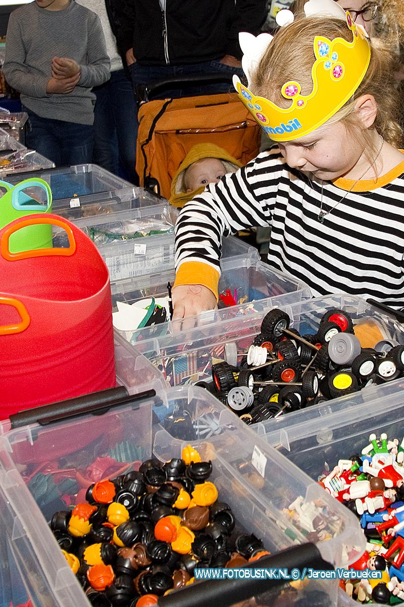Playmobil-beurs in partycentrum De Lockhorst in Sliedrecht.