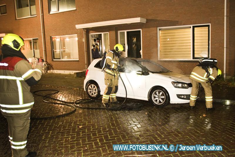 Aanrijding Toulonselaan Dordrecht.