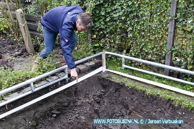 Bewoner Hardinxveld-Giessendam vindt iets dat lijkt op een handgranaat
