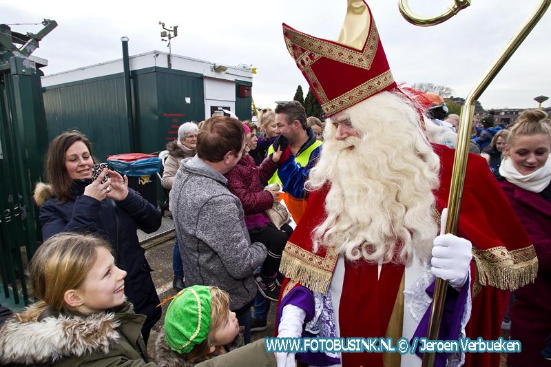 Sinterklaasintocht in Papendrecht.