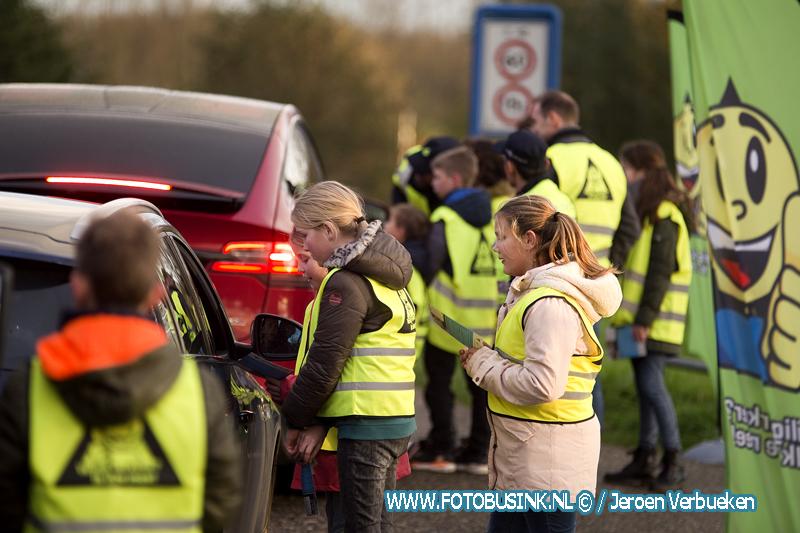 Samen verkeer veiliger maken met 'Te gast op het Westeinde in Oud-Alblas'.
