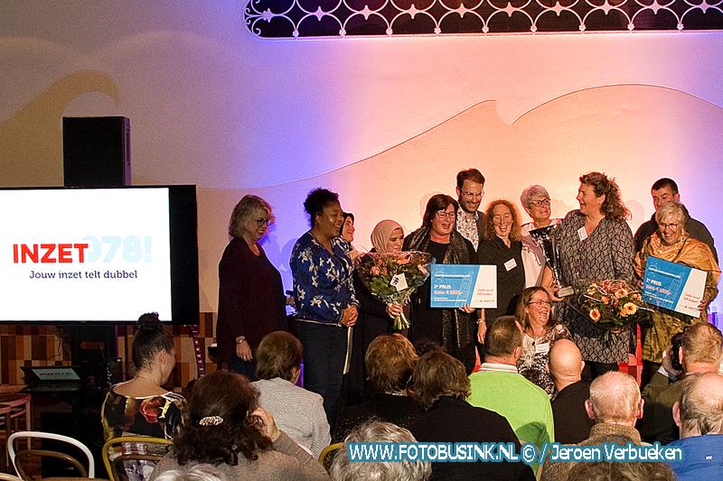 Dordtse vrijwilligersprijs gewonnen door Speeltuin Oosterkwartier.