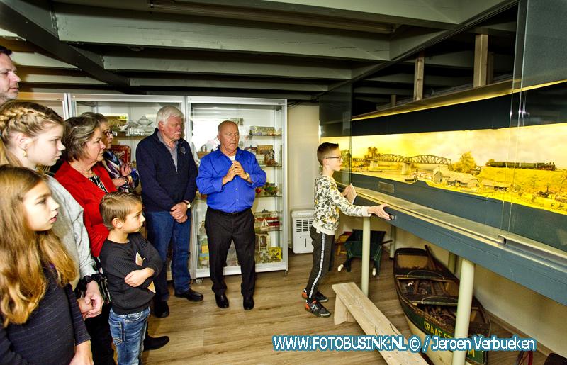 Diorama Baanhoek in optimale staat hersteld en gereed voor presentaties