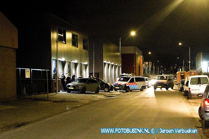 Melding schietpartij aan de Pascalstraat in Dordrecht.